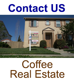 contact coffee real Estate
