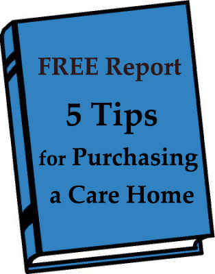 5 Tips for Purchasing a Care Home