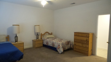 Sacramento home for sale care home bedroom