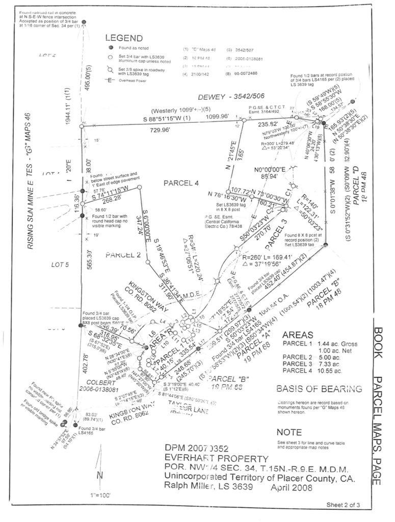 Colfax parcel map