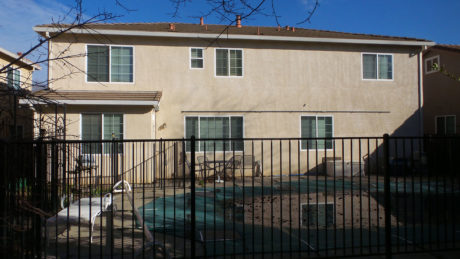 backyard with pool for sale sacramento