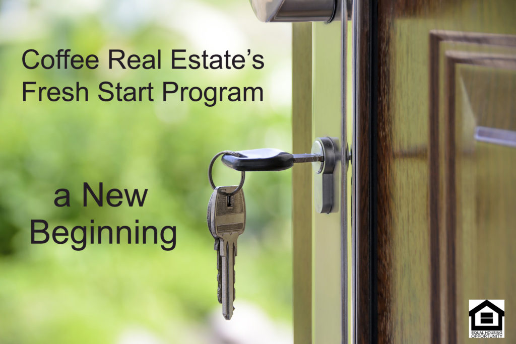 Fresh Start real estate program