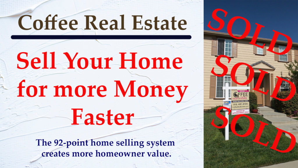 Sell your home for more money…. Quickly