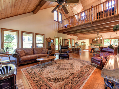 Gold Country Horse Ranch home