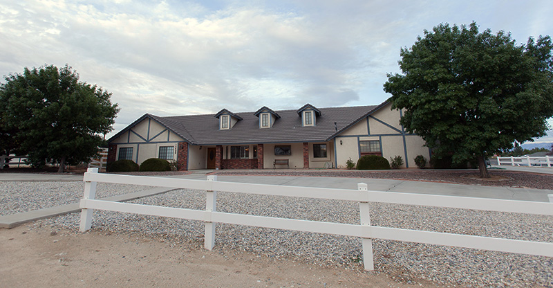 Apple Valley care home