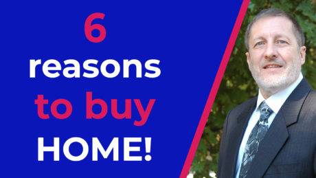 6 reasons to buy home
