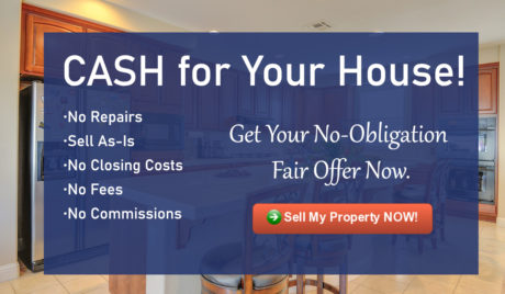 CASH paid for your home real estate property